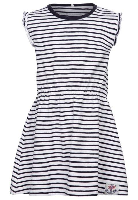 Marin klänning från Nemeit, strl 80-104, 119 kr.