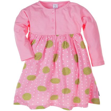 Tvådelad klänning från Polarn & Pyret, strl 68-92, 279 kr.